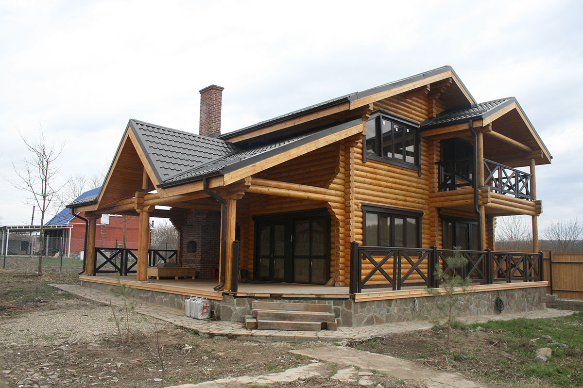Деревянные дома под ключ Краснодар: поставка недорогих деревянных ...   800x1200